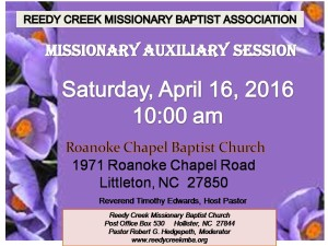 Missionary 2016
